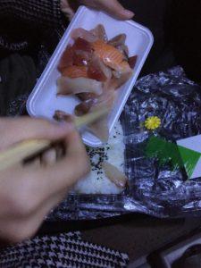 岡山名物自作ばら寿司
